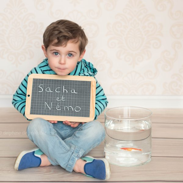 Photographe enfant - Sacha & Némo, 3 ans | Juvisy (91)