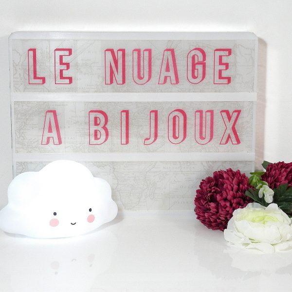 Ma partenaire Le Nuage à Bijoux