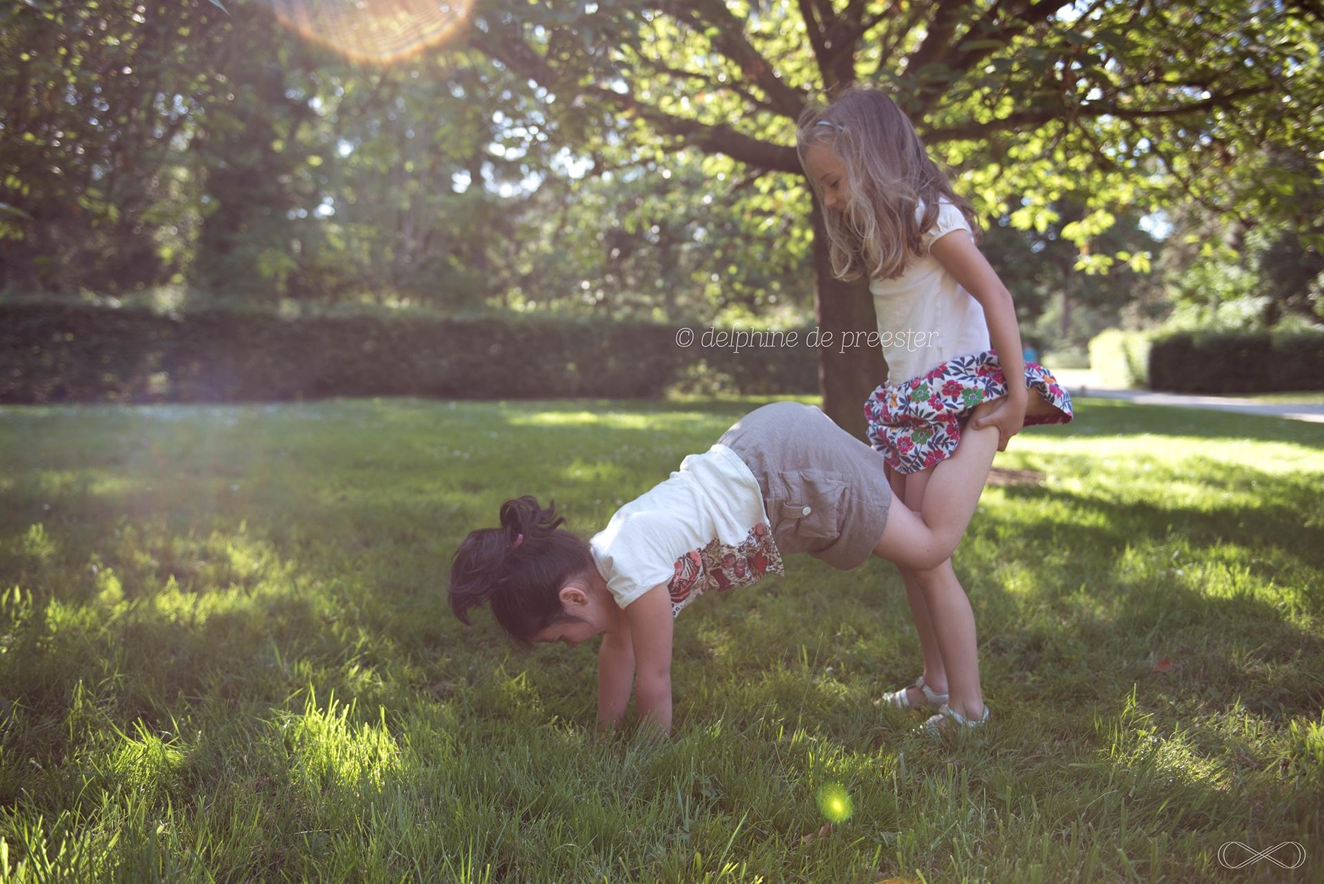 photographe enfant paris parc de sceaux
