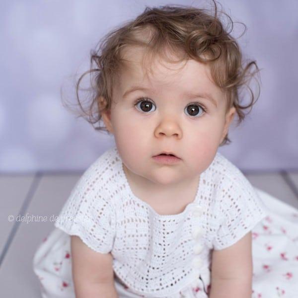 Séance photo enfant - Victoria, 12 mois | Juvisy (91)