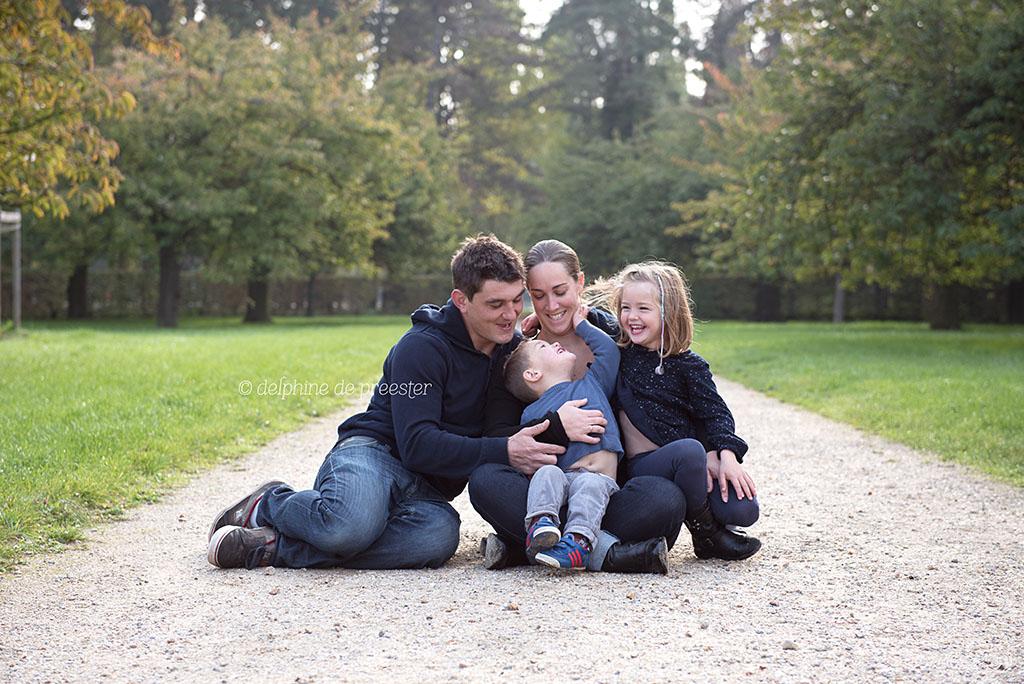 photo de famille à sceaux