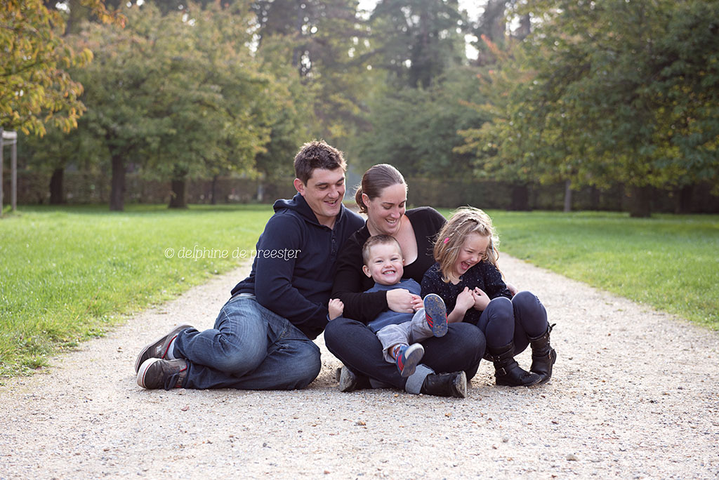 photos de famille à Paris
