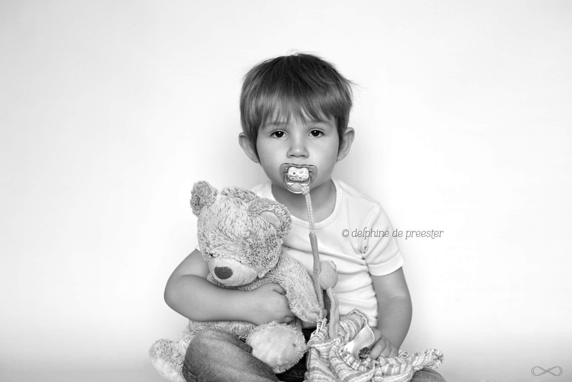 photos enfant noir et blanc paris 91