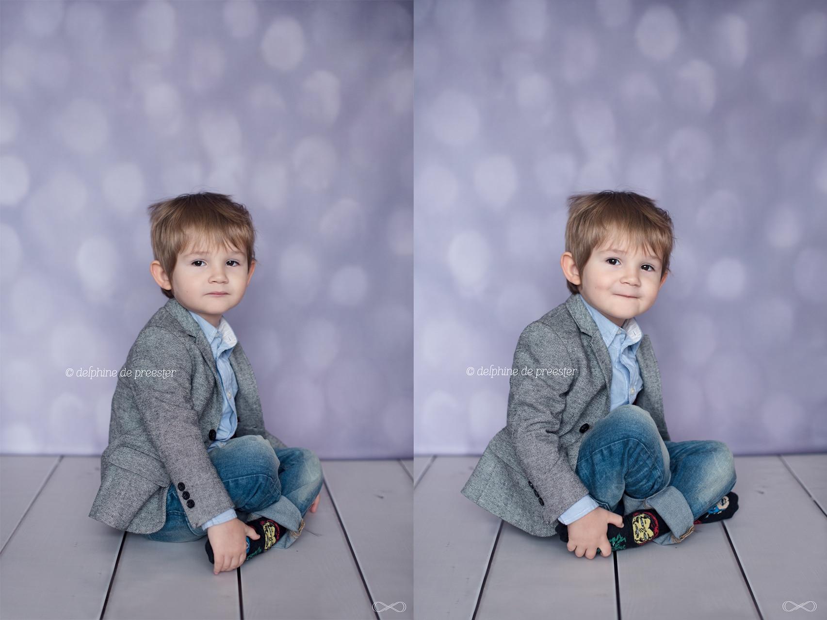 séance photos enfant paris en studio