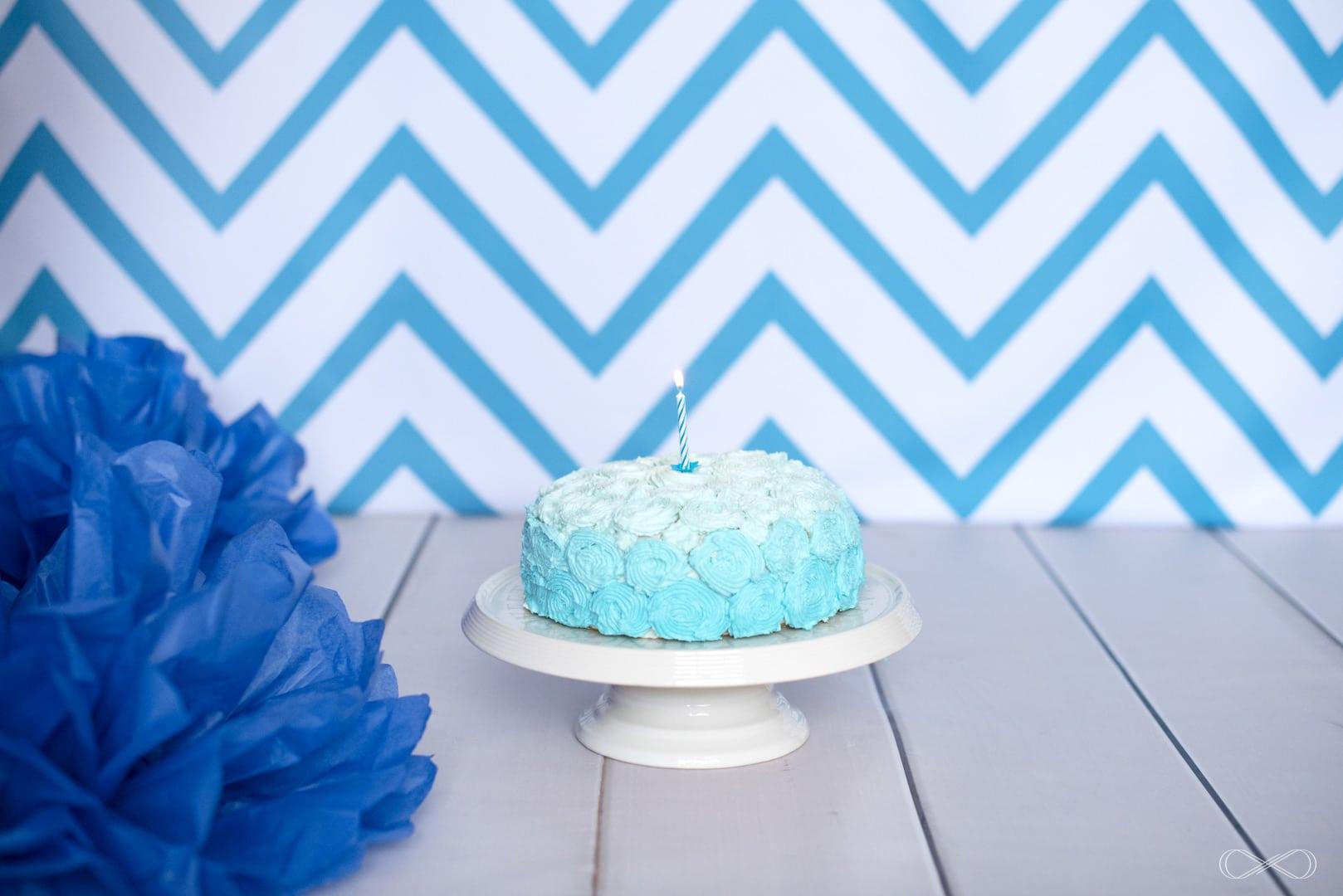 gâteau d'anniversaire des 1 an