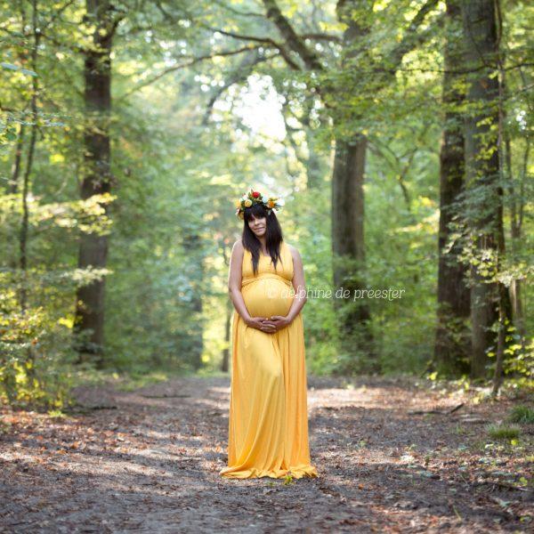 Shooting photo femme enceinte - Elodie | Draveil (91)