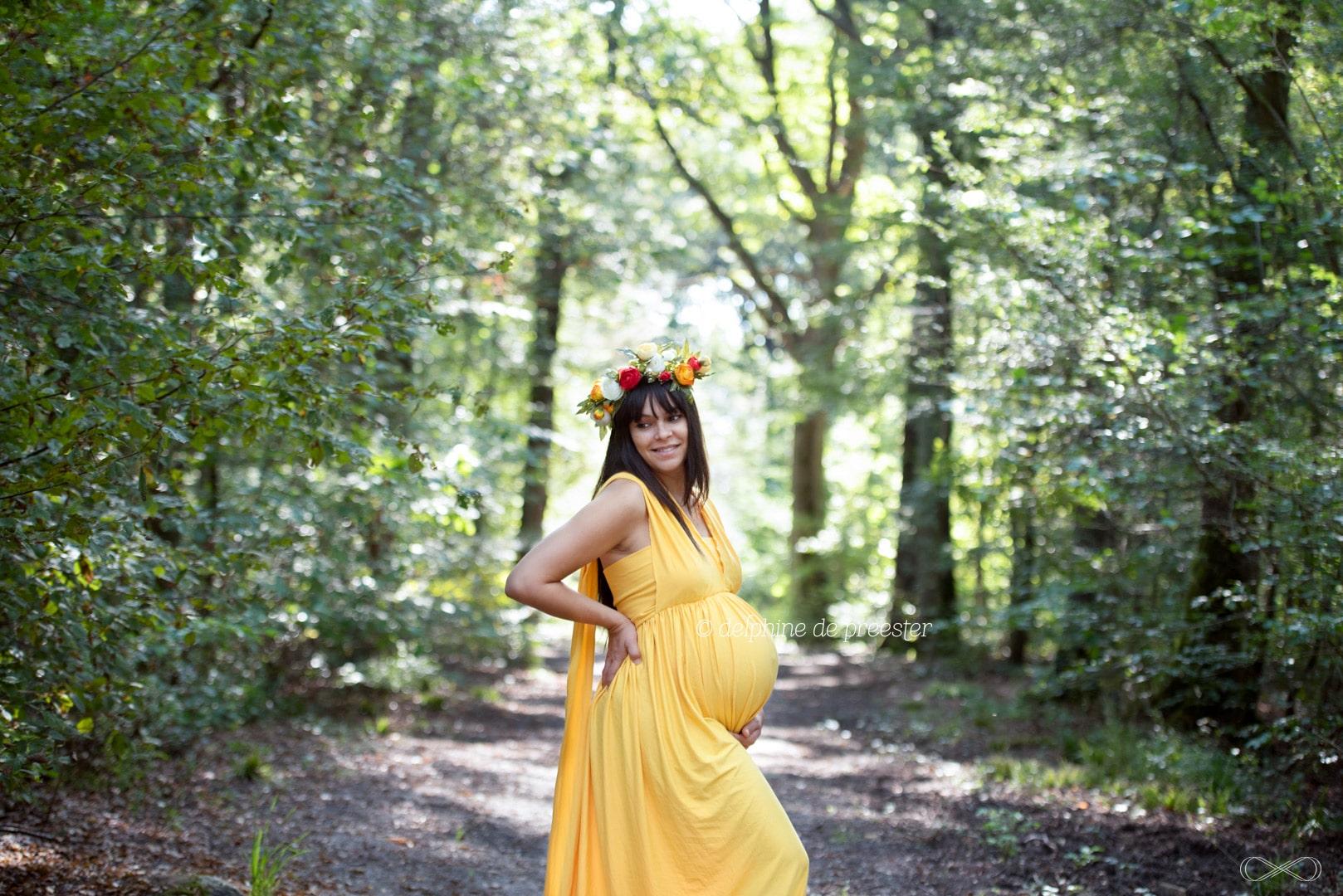 shooting photo femme enceinte 91