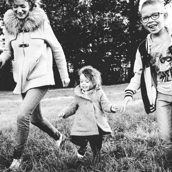 Balade en famille au parc de lormoy